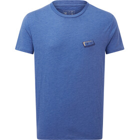 tentree Forest Mix SS Tee Herre Blue Jay/Blue Heather
